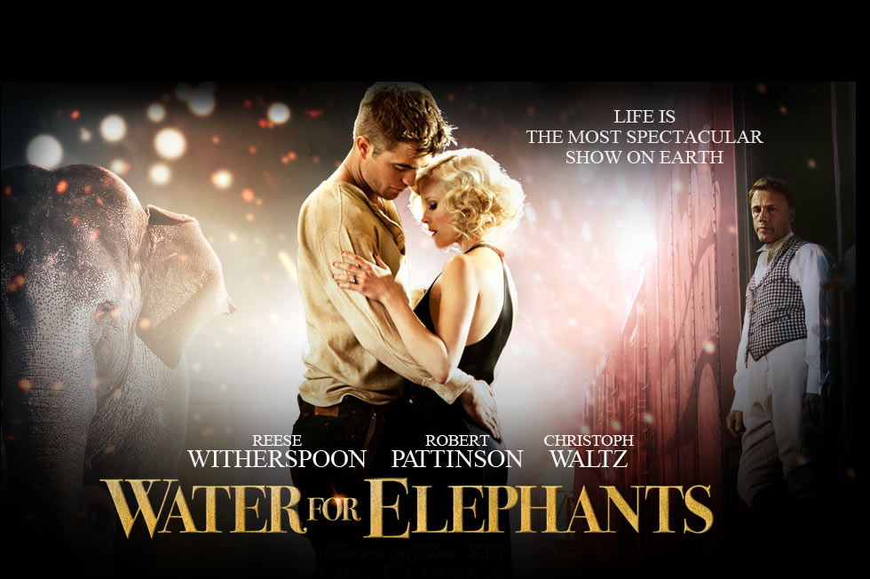 Image result for water elephant movie