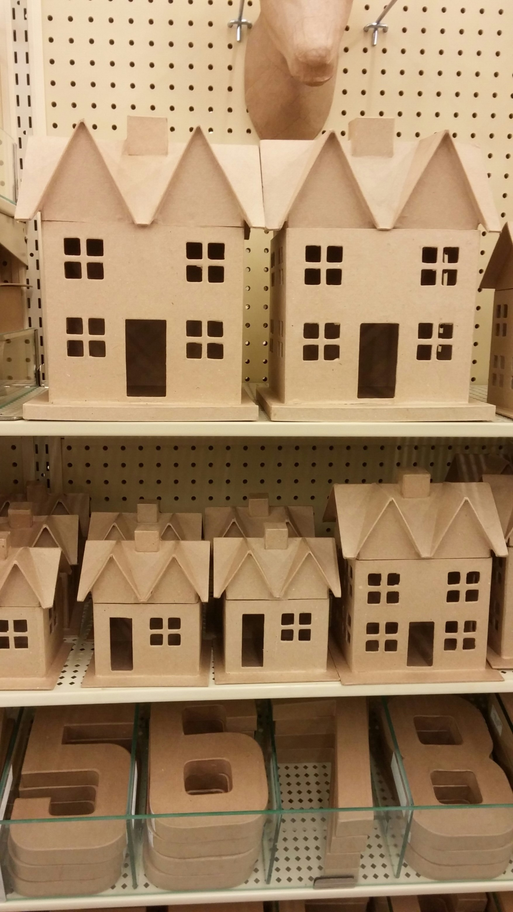 Building Putz Houses: Part 7 – The Lone Writer: Shannon Yarbrough